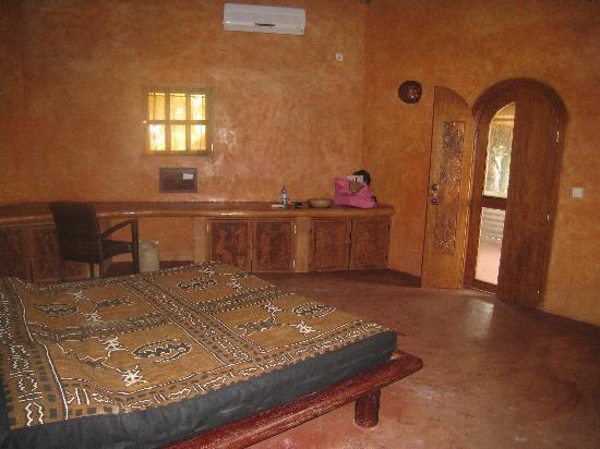 Malonda Lodge: vue intérieure