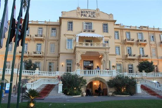 Hotel Winter Palace Louxor
