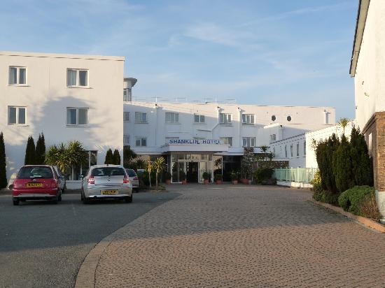 Shanklin Hotel: Hotel front