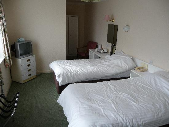Shanklin Hotel: Our Bedroom