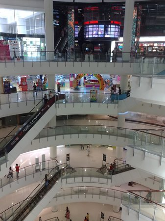 CentralWorld : View of the Central World Plaza
