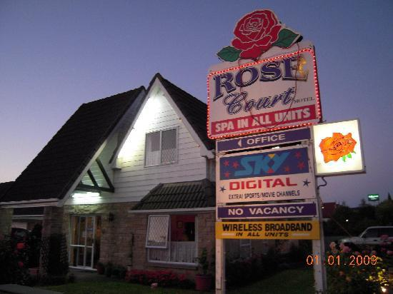 Rose Court Motel