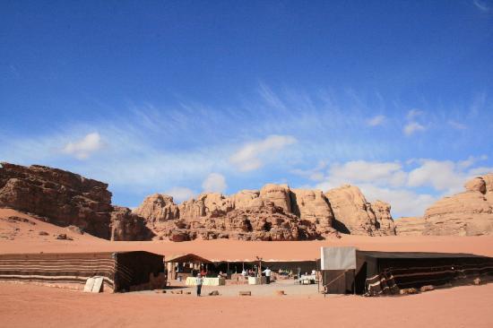 Al Zawaideh Desert Camp at Wadi Rum: Desert camp