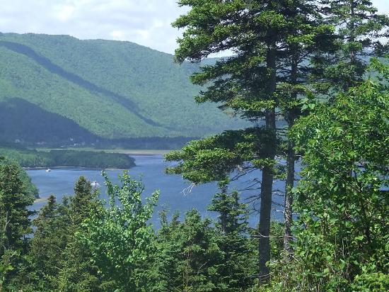 Cape Smokey Provincial Park : Ingonish Ferry - Cape Breton - Gateway To Cape Breton Highlands