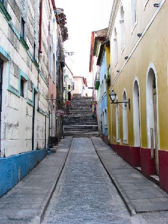 São Luís, MA: becos do reviver