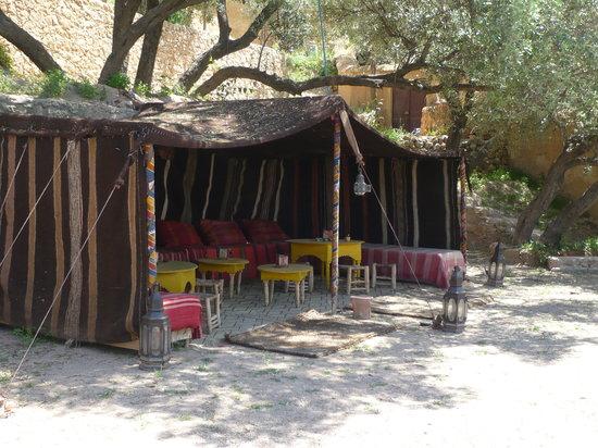 Dar Zitoune: la tente nomade