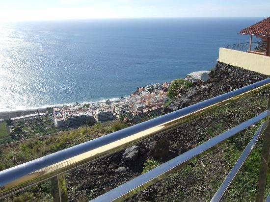 El Drago: Blick aufs Meer