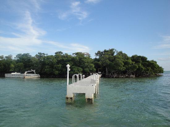 Melody Key: The dock