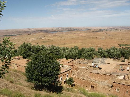 Dar Zitoune: Le village au pied de la maison d'hote