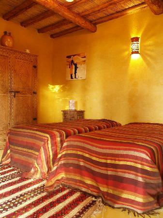 Dar Zitoune: chambre aladin