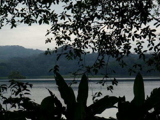 Chagres River at the Gamboa