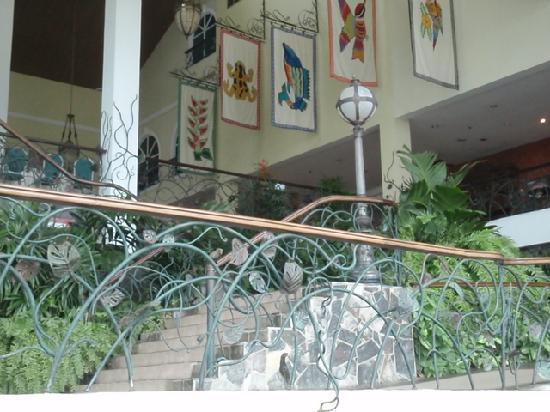 Interior Gamboa Resort