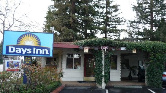 The Palo Alto Inn: days inn 1