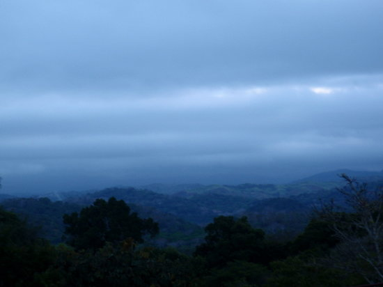 The Awakening of the Rainforest: Sunrise over the jungle