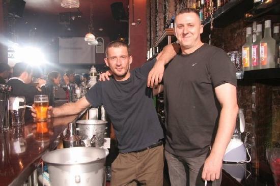 Krakow Cafe Bar: Tom y Tadeusz