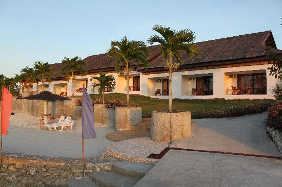 Kasai Village Dive & Spa Resort: chambres beach front