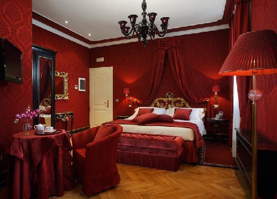 โรงแรมอัล ดูกา ดิ เวเนเซีย: Superior Room