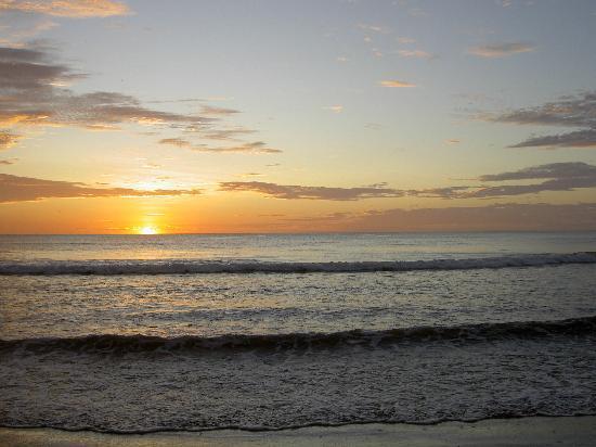 Hotel Bula Bula: Sunsets are beautiful