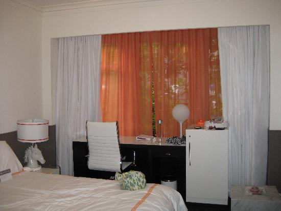 Hotel Vertigo: Our room