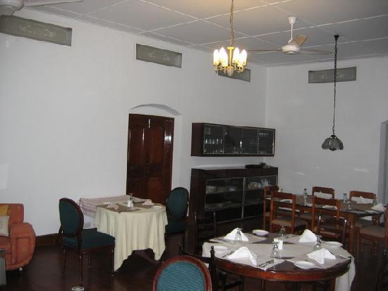 Hotel Victory Dawn : salle petit déjeuner