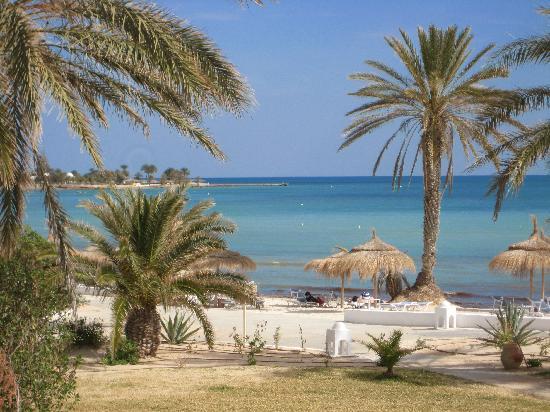Club Med Djerba la Douce : plage