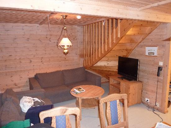 Sommaroy Arctic Hotel Tromso: lounge area