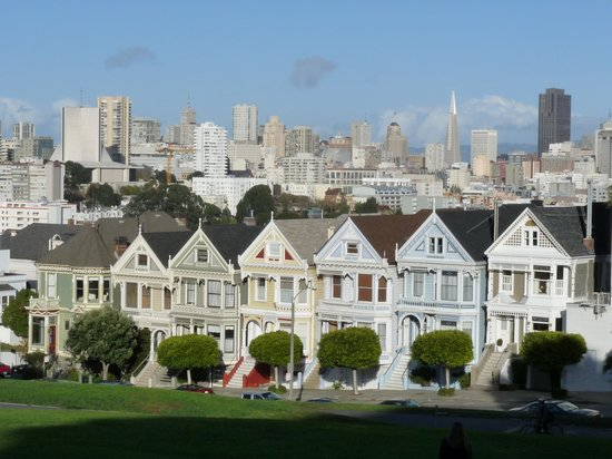 São Francisco, Califórnia: The Painted Ladies of San Francisco