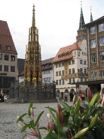 nuremberg old town picture of sheraton carlton hotel nuernberg nuremberg tripadvisor. Black Bedroom Furniture Sets. Home Design Ideas