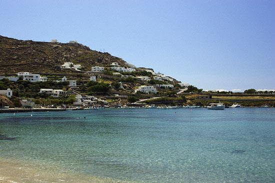 Ornos beach 3
