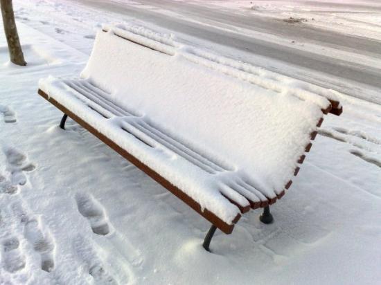 Leganes, Spanien: Descanso blanco. (O'hara)