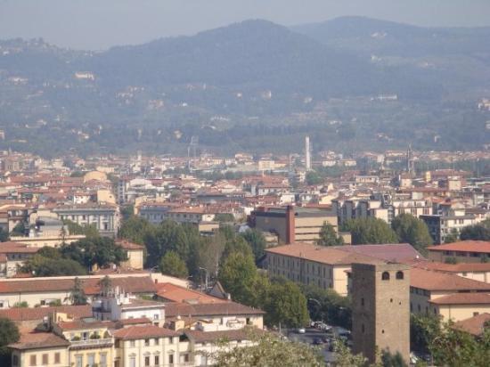 Bilde fra Piazzale Michelangelo