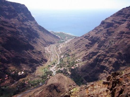 La Gomera, Spain: La Gormera - Neighbouring Island