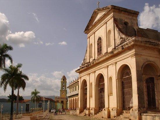 Iglesia Parroquial Mayor del Espiritu Santo