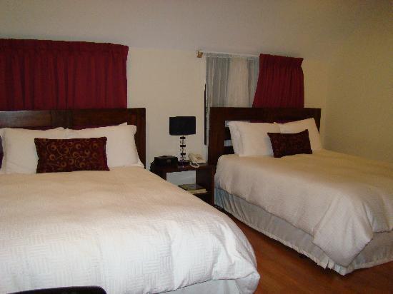 Isabella Boutique Hotel : Room 201