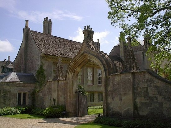 ‪Fox Talbot Museum at Lacock Abbey‬