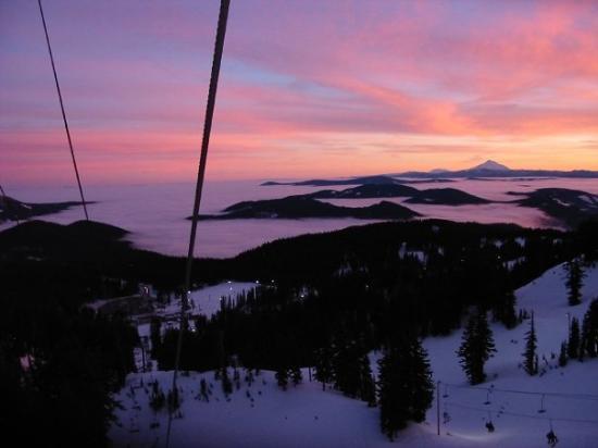 Mt. Hood Ski Bowl: from  Ski Bowl