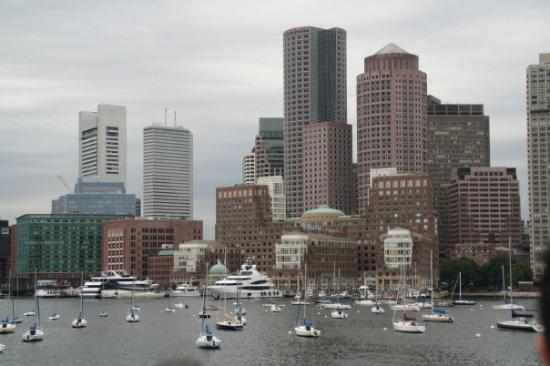 Boston Harbor Cruises Photo