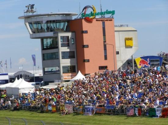 Hohenstein-Ernstthal, Deutschland: Sachsenring, World Championship 2007.