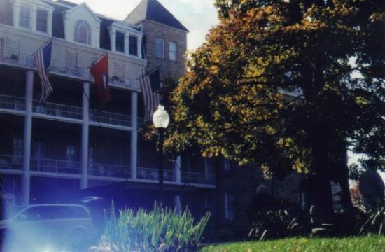 1886 Crescent Hotel & Spa: Crescent Hotel