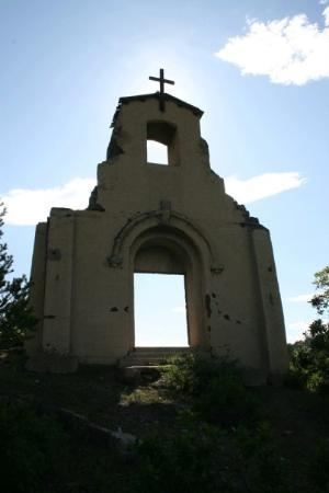 Trinidad, CO: Church ruins