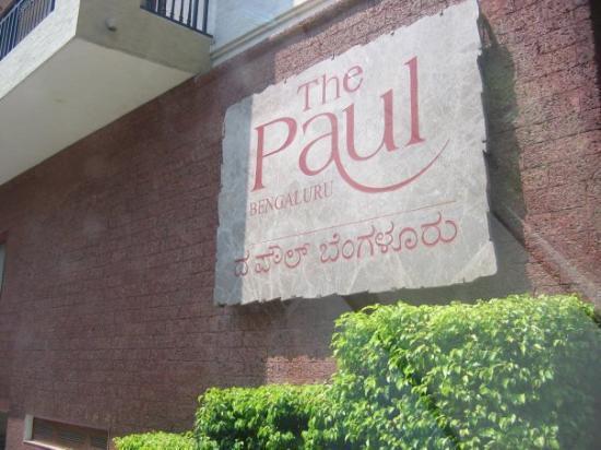 The Paul Bangalore: The Paul, Bangalore.
