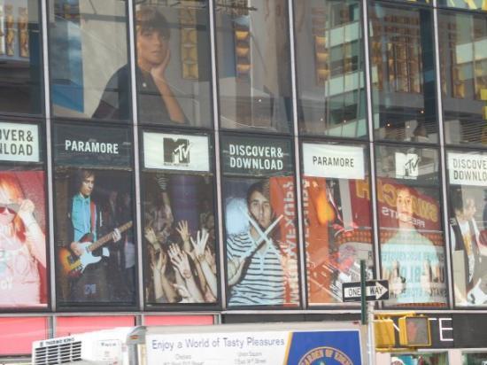 MTV Store Photo