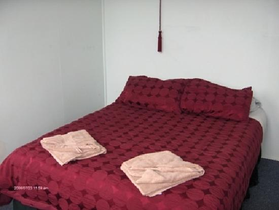 Rutherford Hostel: Double room