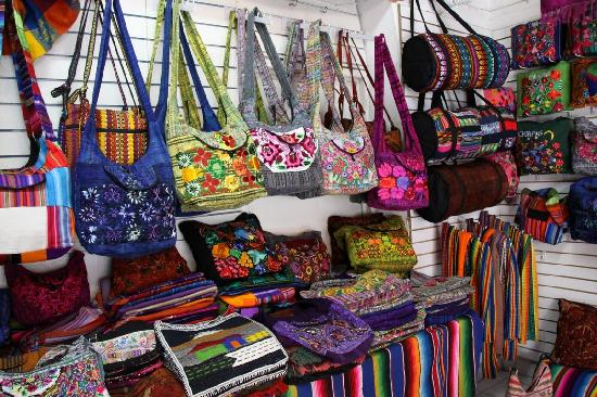 Merida, Mexico: beautiful handcrafts