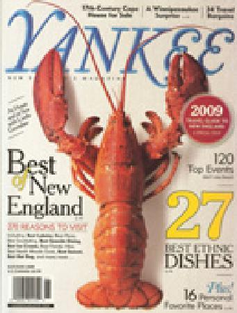 Parker House Inn and Restaurant : Editors Pick Yankee Magazine!