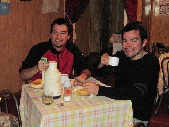 Josmar I: Una taza de te por la noche