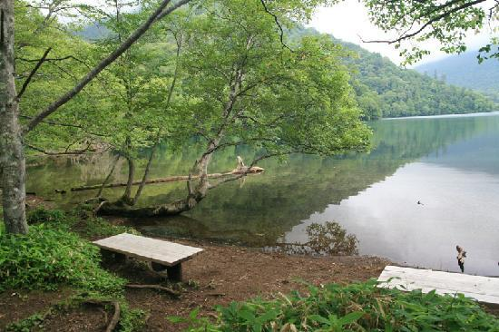 Yunoko Lake : 湯ノ湖