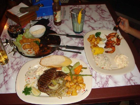 The Blue Rock Restaurant: als es noch unvergesslich war.. :-(