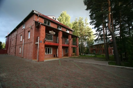 Hotel Kaspars: Hotel