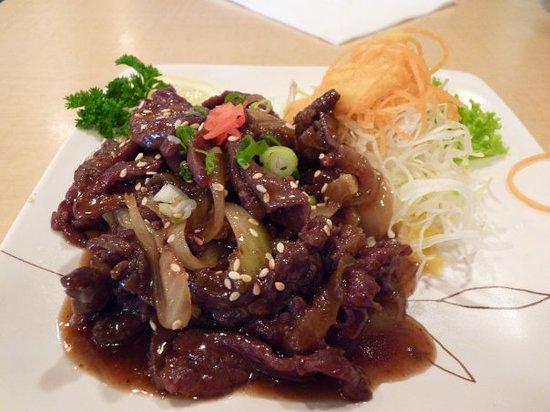 The Jitsu: NZ$11 Terayaki Beef Don Set